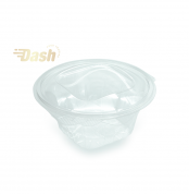 Clear Round Container 16,24 &32 oz